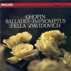 Bella Davidovich (Белла Давидович): Chopin: Ballades & Impromptus