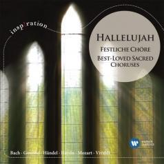 Chor des Bayerischen Rundfunks (Хор Баварского радио): Hallelujah - Best-Loved Sacred Choruses