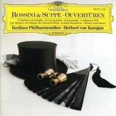 Herbert von Karajan (Герберт фон Караян): Rossini / Suppe: Overtures