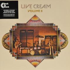 Cream (Скреам): Live Cream 2