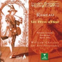 William Christie (УильямКристи): Les Fetes D'Hebe Ou Les Talens Lyriques