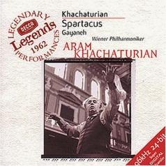 Ernest Ansermet (Эрнест Ансерме): Khachaturian: Spartacus; Gayaneh; The Seasons