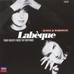 Katia Labeque (Катя Лабек): Piano Fantasy: Music For Two Pianos