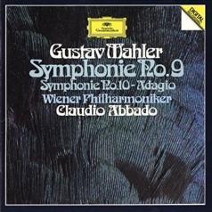 Claudio Abbado (Клаудио Аббадо): Mahler: Symphonies Nos. 9 & 10
