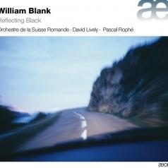 William Blank: Reflecting Black