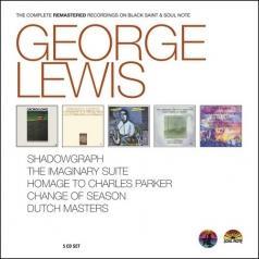 George Lewis (ДжорджЛьюис): Complete Black Saint & Soul Note