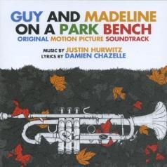 Guy & Madeline On A Park Bench