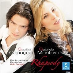 Gautier Capucon (Готье Капукон): Cello Sonatas