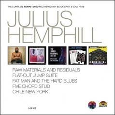 Julius Hemphill (Джулиус Хэмпхилл): Complete Black Saint & Soul Note