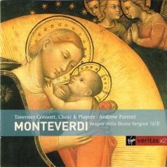 Andrew Parrott (Эндрю Пэрротт): Vespro Della Beata Vergine 1610