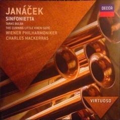 Charles Mackerras (Чарльз Маккеррас): Janacek: Sinfonietta; Taras Bulba