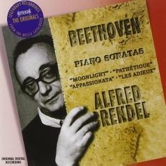 Alfred Brendel (Альфред Брендель): Beethoven: Piano Sonatas Nos.8,14,23 & 26: