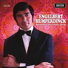 Engelbert Humperdinck (Энгельберт Хампердинк): The Complete Decca Studio Albums