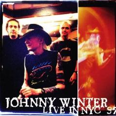 Johnny Winter (Джонни Винтер): Live In NYC '97