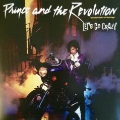Prince (Принц): Let'S Go Crazy (Special Dance Mix) / Erotic City