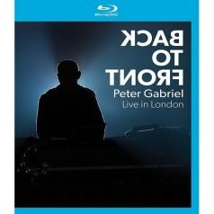 Peter Gabriel (Питер Гэбриэл): Back To Front - Live