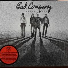 Bad Company (Бад Компани): Burnin' Sky