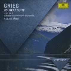 Neeme Järvi (Неэме Ярви): Grieg: Holberg Suite; Elegiac Melodies; Norwegian Dances