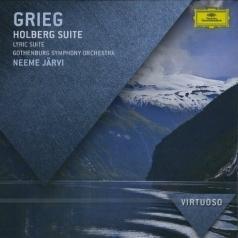 Neeme Järvi (Неэме Ярви): Grieg: Holberg Suite; Elegiac Melodies; Norwegian Dances