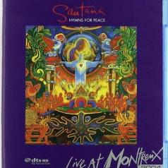 Carlos Santana (Карлос Сантана): Hymns For Peace: Live At Montreux 2004