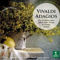 Philippe Jaroussky (Филипп Жарусски): Vivaldi Adagios