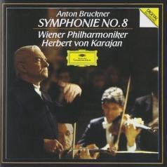 Herbert von Karajan (Герберт фон Караян): Bruckner: Symphony No.8