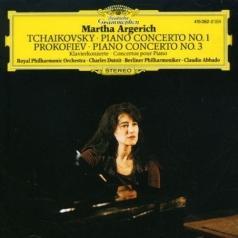Martha Argerich (Марта Аргерих): Tchaikovsky, Prokofiev: Piano Concerto