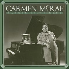 Carmen Mcrae (Кармен Макрей): Carmen Sings Monk