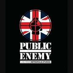 Public Enemy (Паблик Энеми): Live At Metropolis Studios