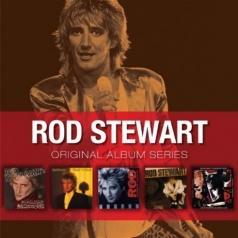 Rod Stewart (Род Стюарт): Original Album Series