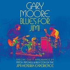 Gary Moore (Гэри Мур): Blues For Jimi