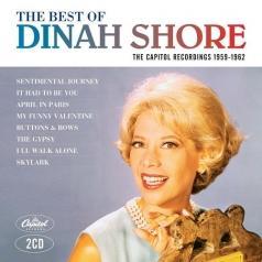 Dinah Shore (Дина Шор): Dinah Shore - Best Of (The Capitol Recordings)