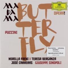 Giuseppe Sinopoli (Джузеппе Синополи): Puccini: Madama Butterfly