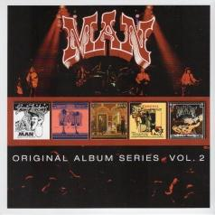 Man: Original Album Series (Greasy Truckers / Live At The Padget Rooms, Penarth / Back Into The Future / Christmas At The Patti / Maximum Darkness)