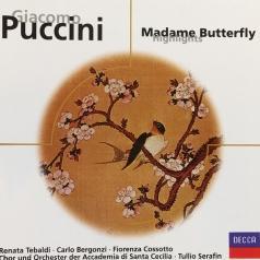 Tullio Serafin (Туллио Серафин): Puccini: Madama Butterfly