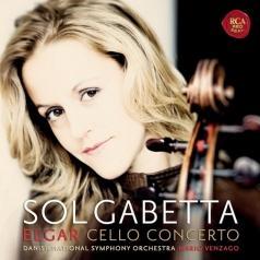Sol Gabetta (Соль Габетта): Cello Concerto/Dvorak/Respighi