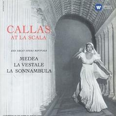 Maria Callas (Мария Каллас): Callas At La Scala (1955)