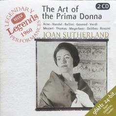 Dame Joan Sutherland (Джоан Сазерленд): The Art of the Prima Donna