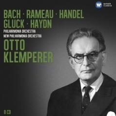 Otto Klemperer (Отто Клемперер): Bach, Rameau, Handel, Gluck & Haydn