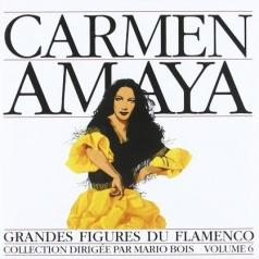 Carmen Amaya (Кармен Амайя): Great Masters of Flamenco, Vol. 6