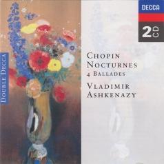 Владимир Ашкенази: Chopin: Nocturnes