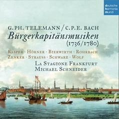 La Stagione Frankfurt: Burgerkapitansmusiken (1736/1780)