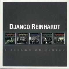 Django Reinhardt (Джанго Рейнхардт): Original Album Series