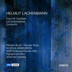 Helmut Lachenmann: Lachenmann: Les Consolations