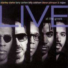 Stanley Clarke (Стэнли Кларк): Stanley Clarke & Friends Live At The Greek