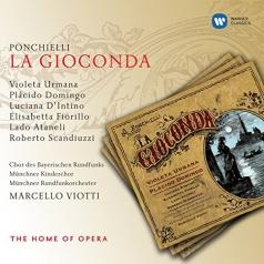 Placido Domingo (Пласидо Доминго): La Gioconda