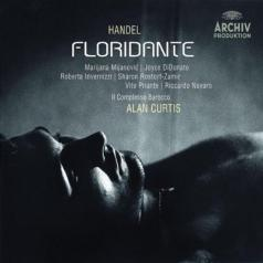 Alan Curtis (Алан Кертис): Handel: Floridante