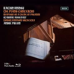 Rachmaninov: The Piano Concertos & Paganini Rhapsody