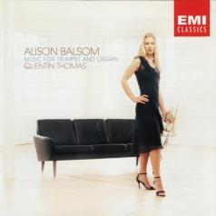 Alison Balsom (Элисон Болсом): Trumpet & Organ Recital
