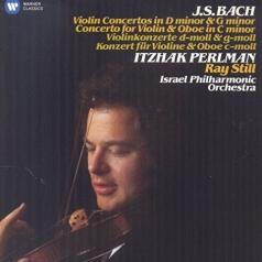 Itzhak Perlman (Ицхак Перлман): Violin Concertos - Perlman, Israel Philharmonic Orchestra, Still